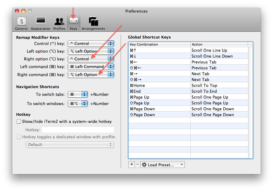 Remapping Macbook Pro Keys for Emacs Use - mcclanahoochie's blog