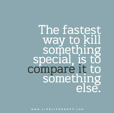 Compare Quotes Glamorous Thefastestwaytokillsomethingspecialistocompareitto