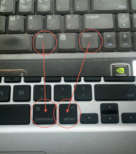 Best options for keyboard on origin laptops